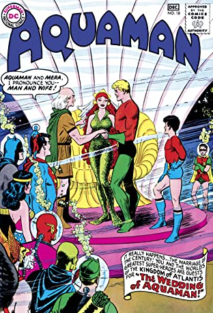 Aquaman (1962-1978) No.18