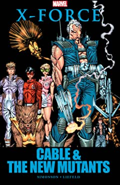 X-Force: Cable & the New Mutants