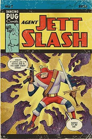 Agent Jett Slash #1
