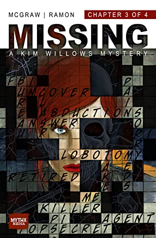 Missing: A Kim Willows Mystery #3