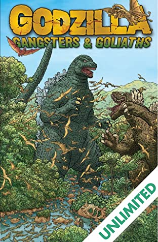 Godzilla: Gangsters and Goliaths