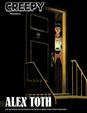 Creepy Presents: Alex Toth
