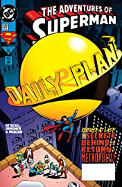 Adventures of Superman (1986-2006) #522