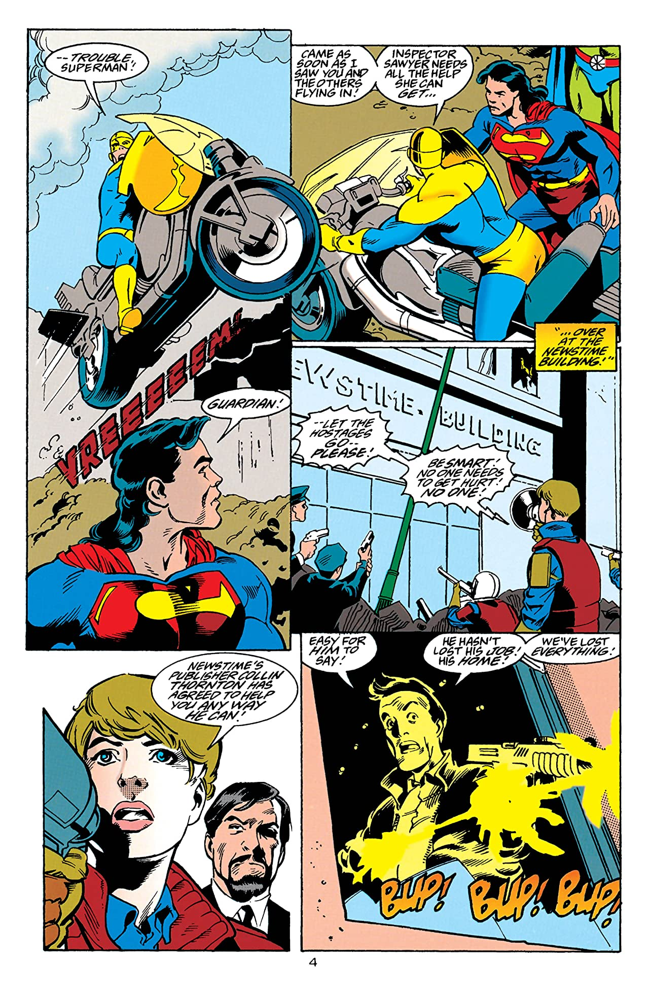 Adventures of Superman (1986-2006) #522