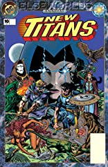 The New Titans (1984-1996) #10: Annual