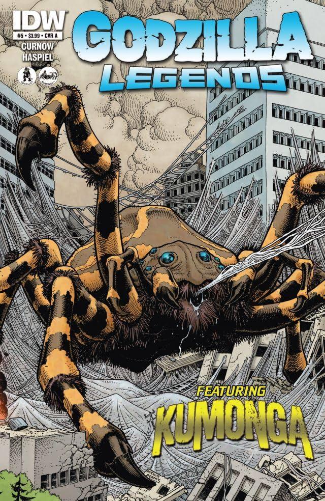 Godzilla Legends #5 (of 5)