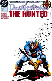 Deathstroke (1991-1996) #0: The Hunted