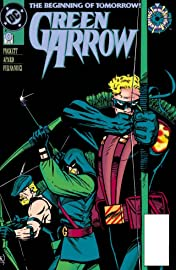 Green Arrow (1988-1998) #0