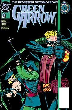 Green Arrow (1988-1998) No.0
