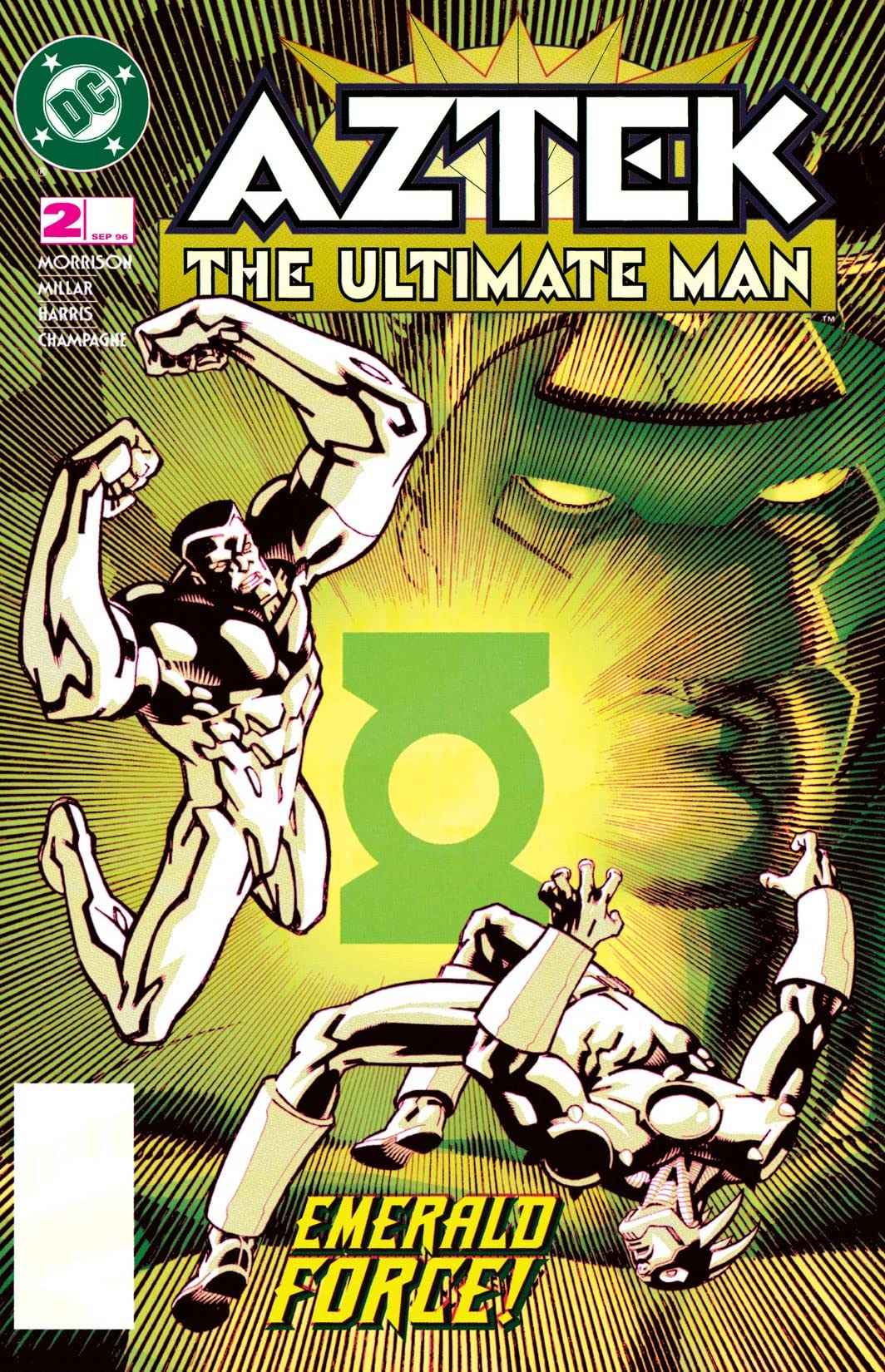 Aztek: The Ultimate Man (1996-1997) #2