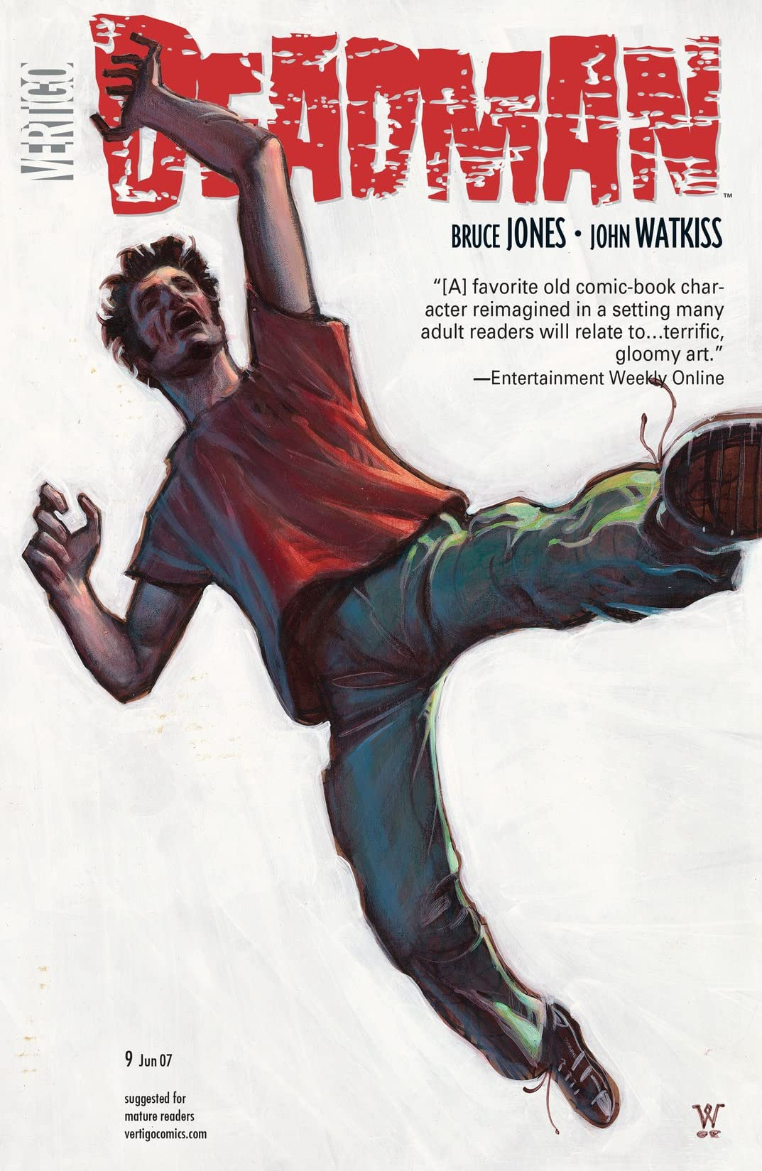Deadman (2006-2007) #9