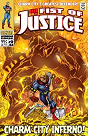 Fist of Justice Vol. 2 #4