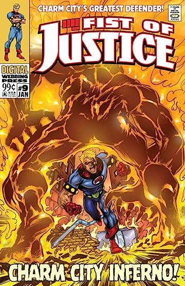 Fist of Justice Vol. 2 #4