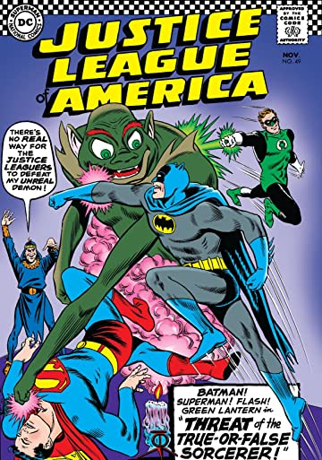 Justice League of America (1960-1987) #49