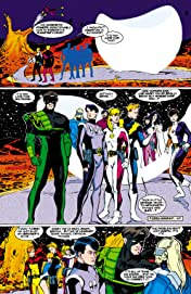 Legion of Super-Heroes (1989-2000) #61