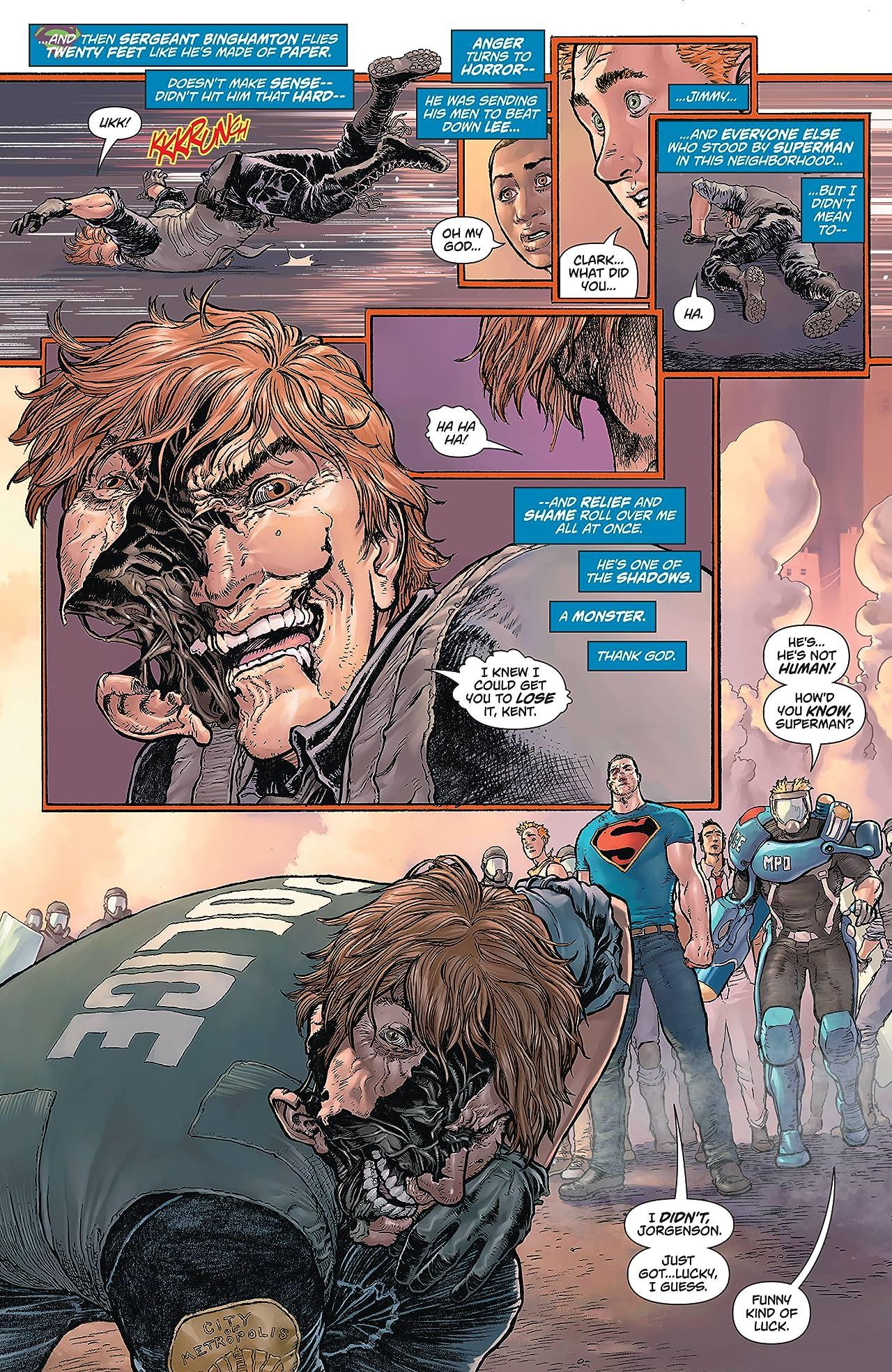 Action Comics (2011-2016) #43