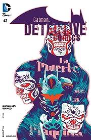 Detective Comics (2011-2016) #43