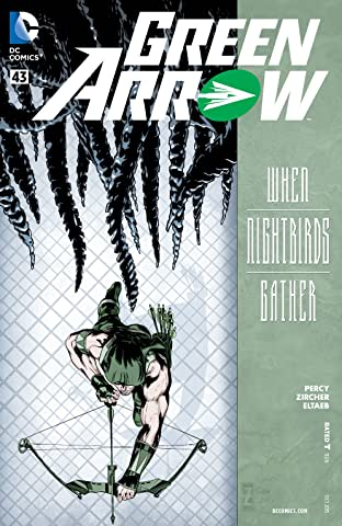 Green Arrow (2011-2016) #43