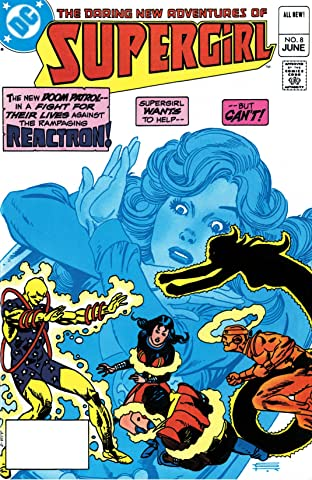 The Daring New Adventures of Supergirl (1982-1984) #8