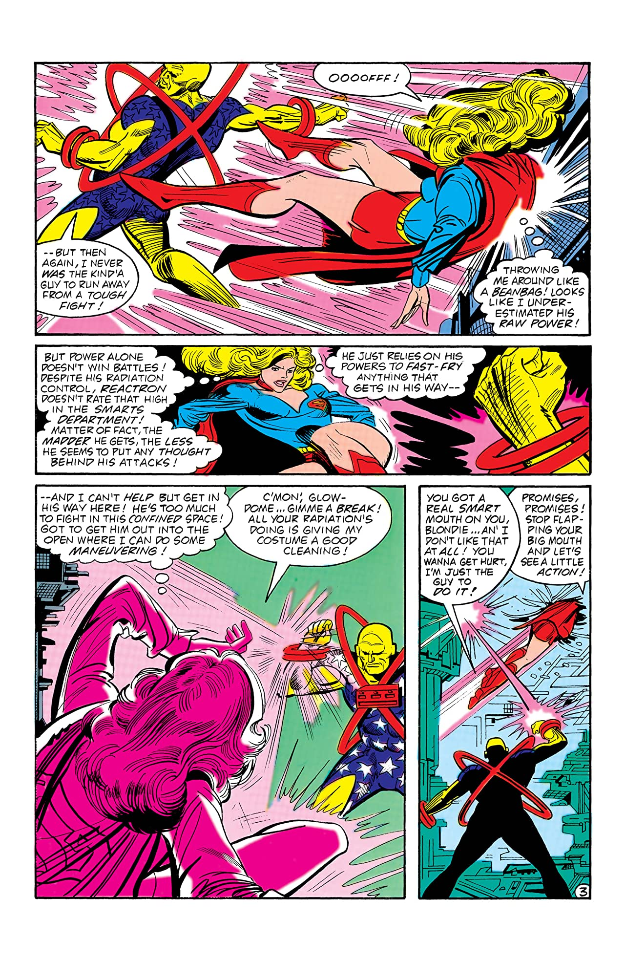 The Daring New Adventures of Supergirl (1982-1984) #9
