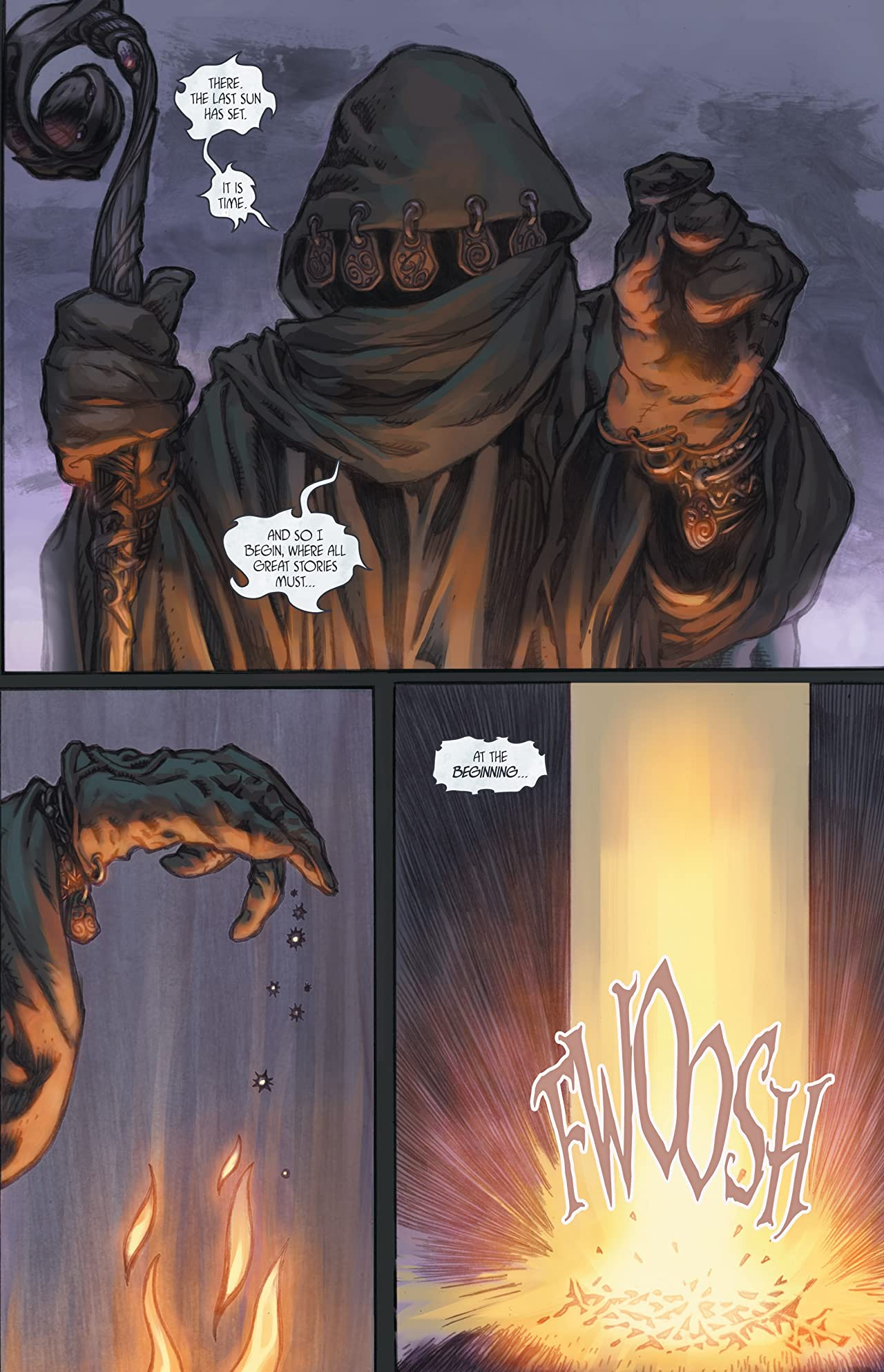 Jim Henson's Dark Crystal: Creation Myths #1