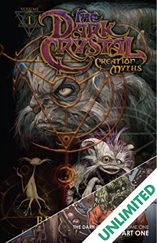 Jim Henson's Dark Crystal: Creation Myths #1