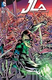Justice League of America (2015-2016) #3