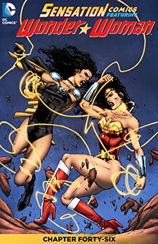 Sensation Comics Featuring Wonder Woman (2014-2015) #46