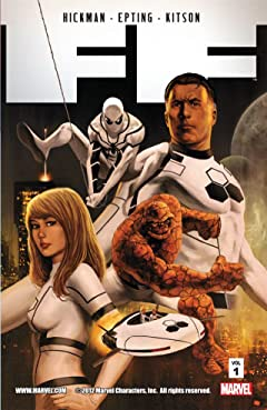 FF by Jonathan Hickman Vol. 1