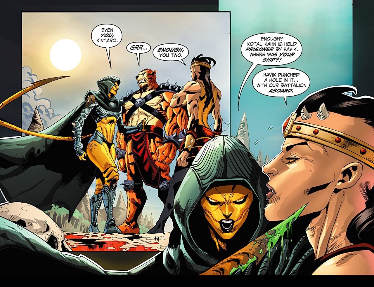 Mortal Kombat X (2015) #31