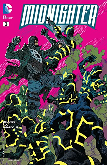 Midnighter (2015-2016) #3