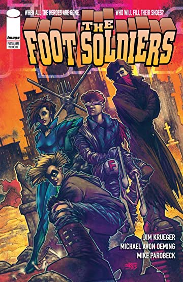 Foot Soldiers Vol. 1