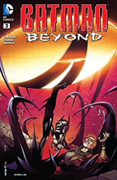 Batman Beyond (2015-2016) #3