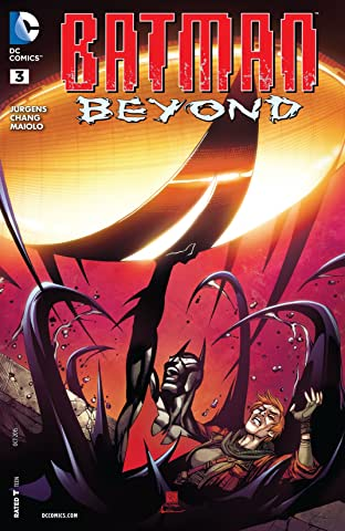 Batman Beyond (2015-2016) No.3