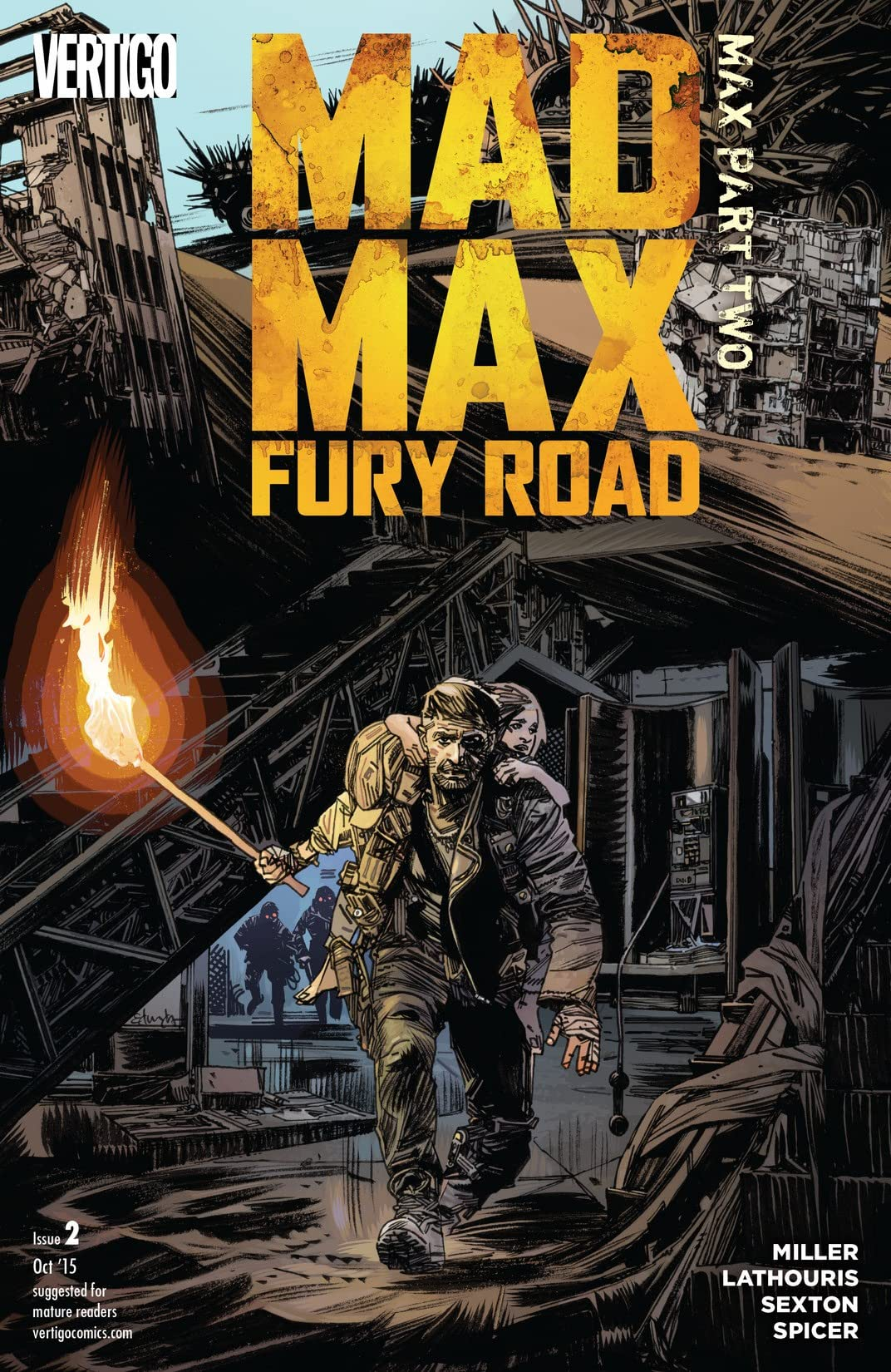 Mad Max: Fury Road (2015) #2