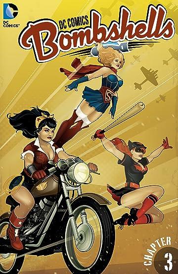 DC Comics: Bombshells (2015-2017) #3