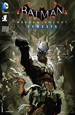 Batman: Arkham Knight - Genesis (2015-2016) #1