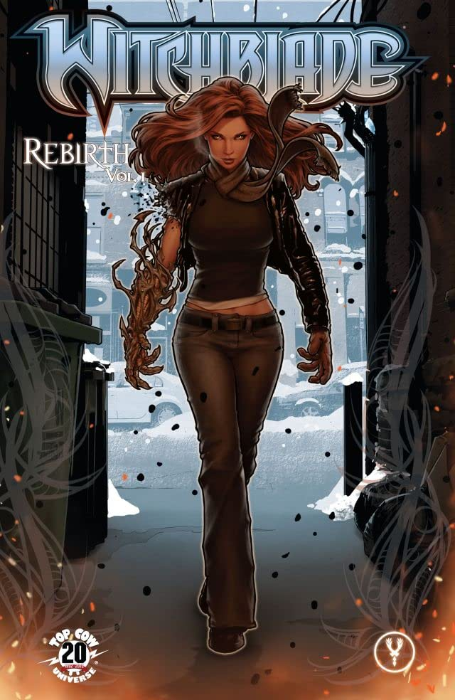Witchblade Rebirth Vol. 1