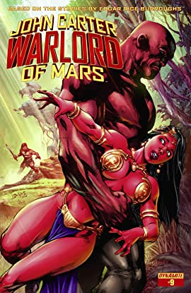 John Carter: Warlord of Mars #9: Digital Exclusive Edition