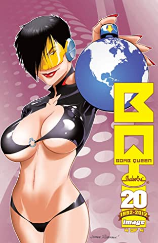 Bomb Queen VII #4 (of 4): Queen's World