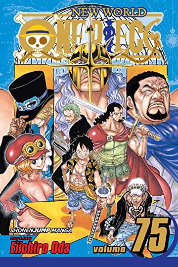 One Piece Vol. 75