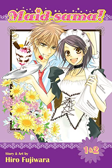 Maid-Sama! (2-in-1 Edition) Vol. 1