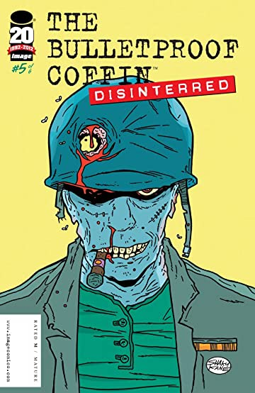 The Bulletproof Coffin: Disinterred #5 (of 6)