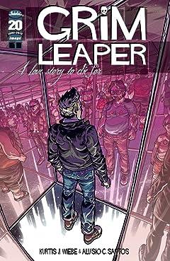 Grim Leaper #1 (of 4)