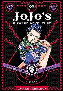 JoJo's Bizarre Adventure: Part 2--Battle Tendency Vol. 2