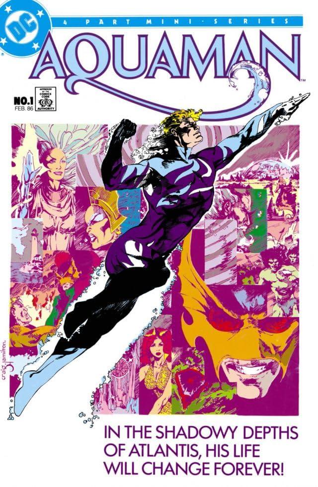 Aquaman (1986) #1
