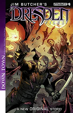 Jim Butcher's The Dresden Files: Down Town No.6 (sur 6): Digital Exclusive Edition