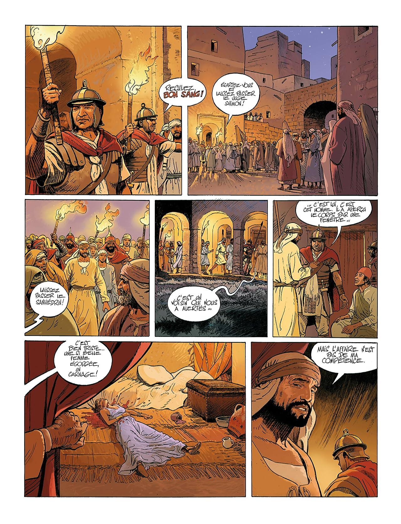 Le Samaritain Vol. 3: Bethsabée de Jérusalem