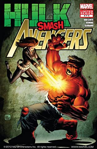 Hulk Smash Avengers #5 (of 5)