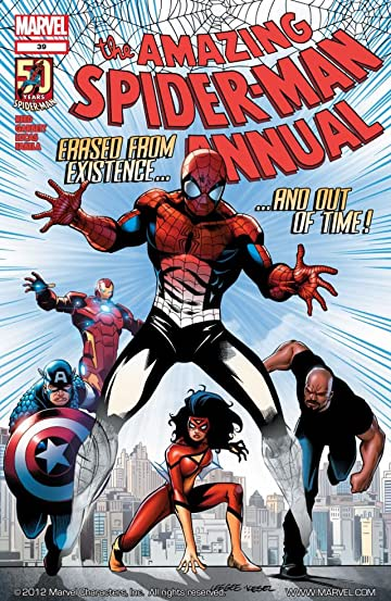 Amazing Spider-Man (1999-2013) Annual #39